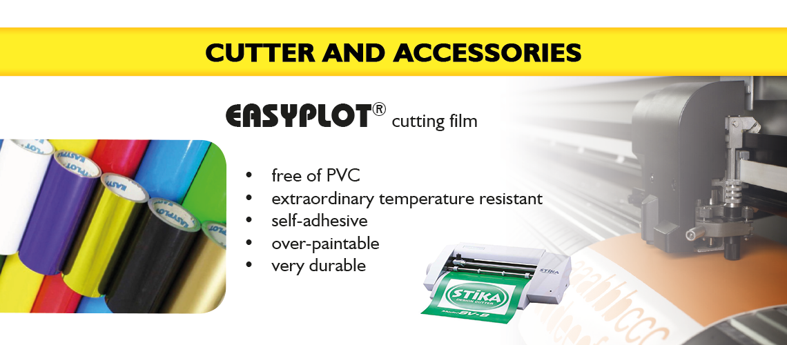 Easyplot cutting film