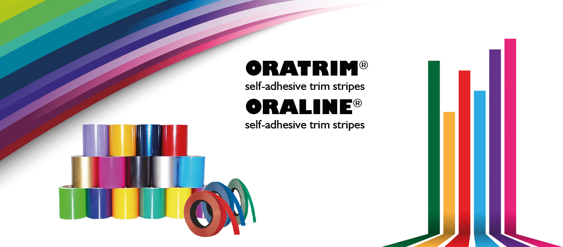 ORATRIM ORALINE trim stripes