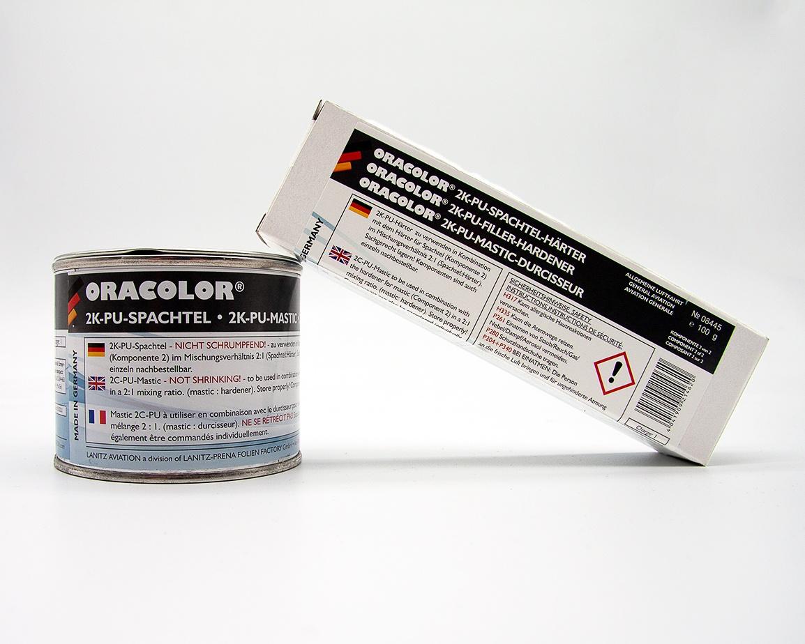 ORACOLOR 2K-PU-Spachtel