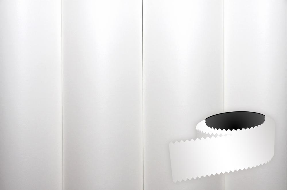 ORATEX Pinked edge tape - width: 25 mm - length: 25 m