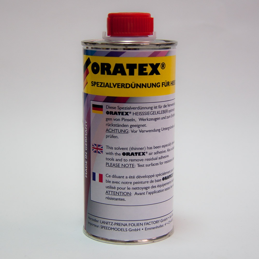 ORATEX Special thinner for hotmelt adhesive