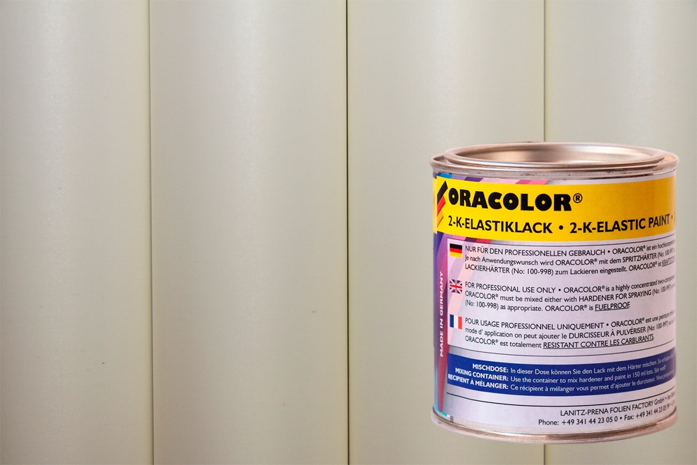 ORACOLOR 2-K-elastic varnish - 100 ml