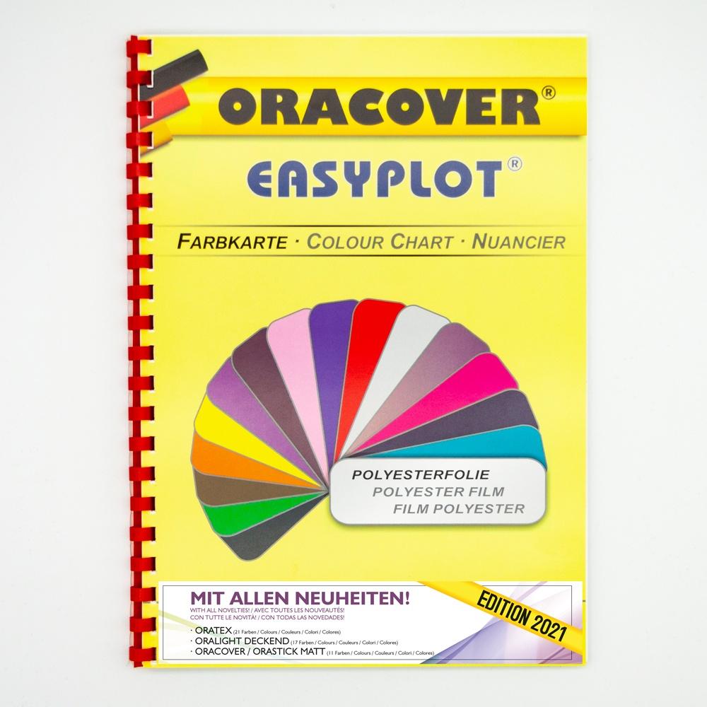 ORACOVER - COLOUR CHART