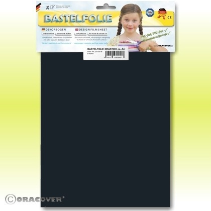Bastelfolie - ORASTICK, ca. A4