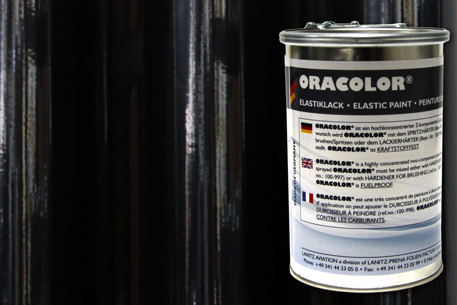 ORACOLOR 2-K-elastic varnish - 100 ml