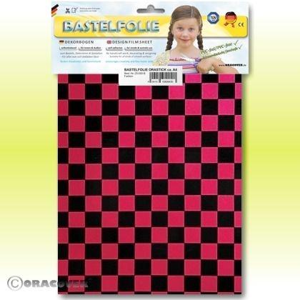 Bastelfolie - ORASTICK FUN 4, ca. A4