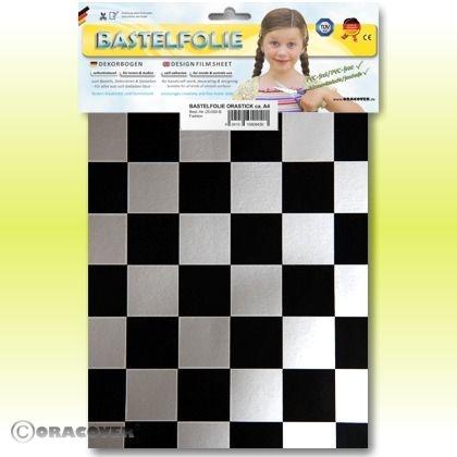 Bastelfolie - ORASTICK FUN 3, ca. A4