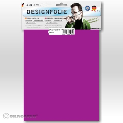 Designfolie - EASYPLOT, ca. A4