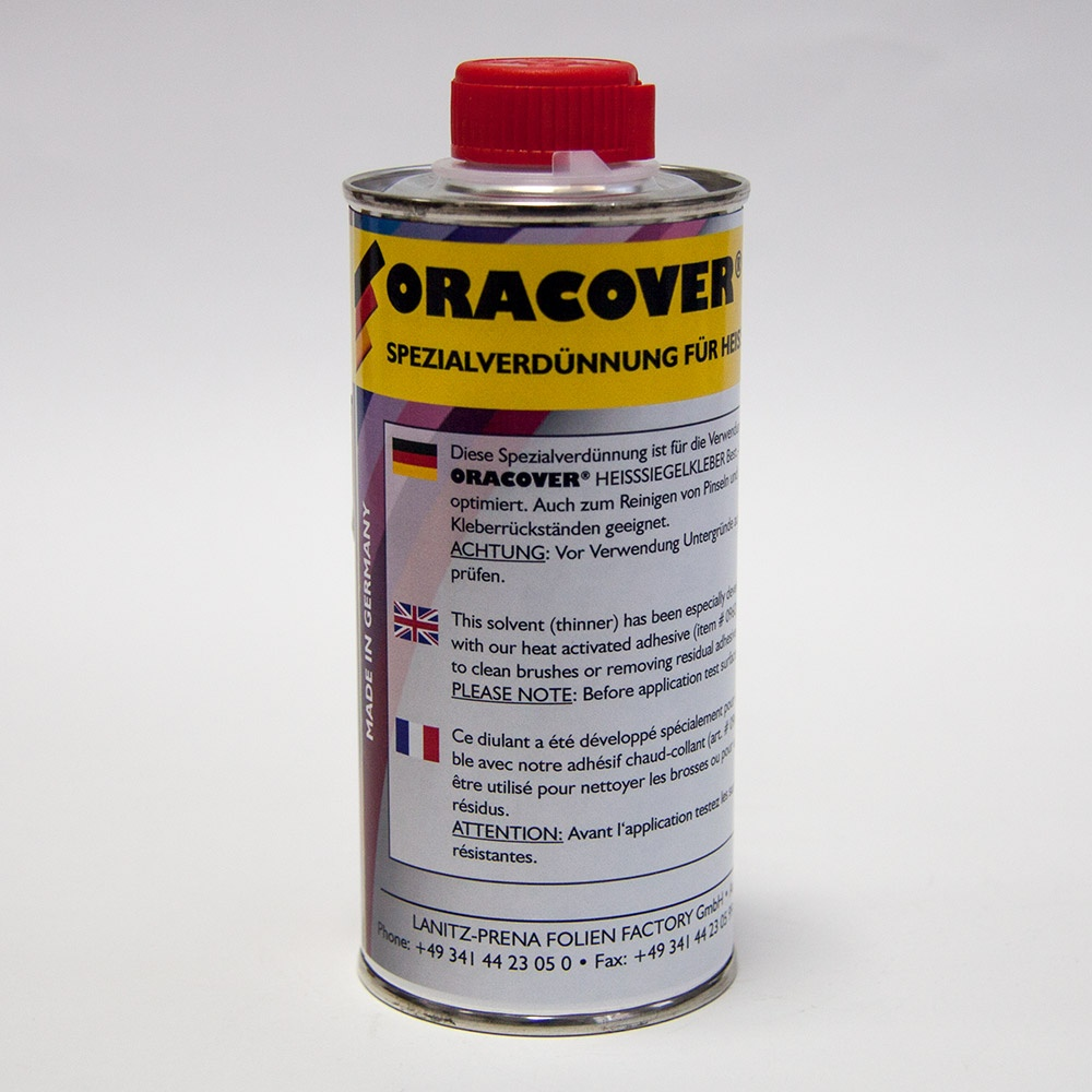 ORACOVER Special thinner for Iron-on adhesive