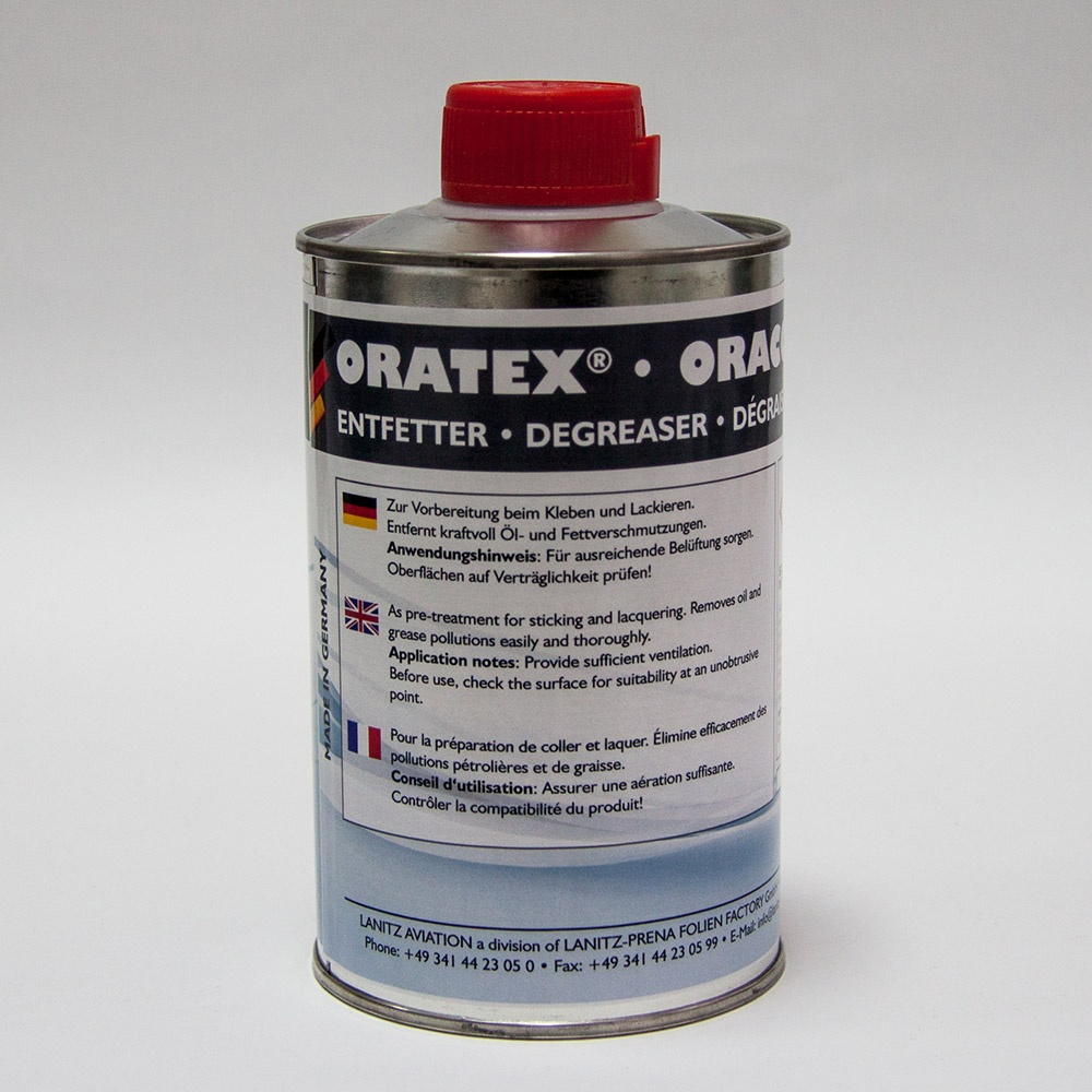 Degreaser for ORATEX