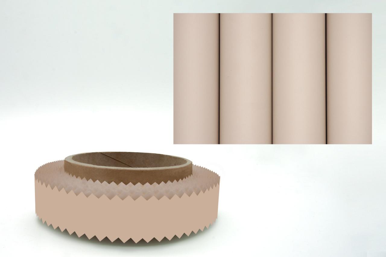 ORATEX Zackenband Modellbau - Breite: 17 mm - Länge: 25 m