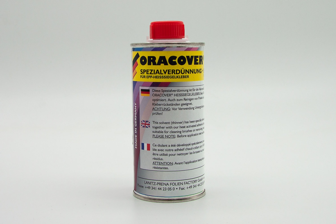 ORACOVER Special thinner for EPP Adhesive (250 ml)
