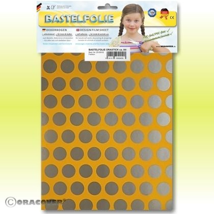 Bastelfolie - ORASTICK FUN 1, ca. A4